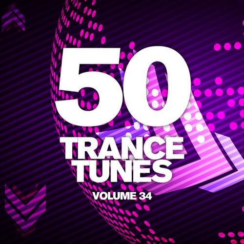 Album Art - 50 Trance Tunes, Vol. 34