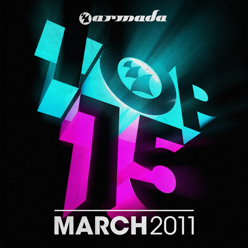 Album Art - Armada Top 15 - March 2011
