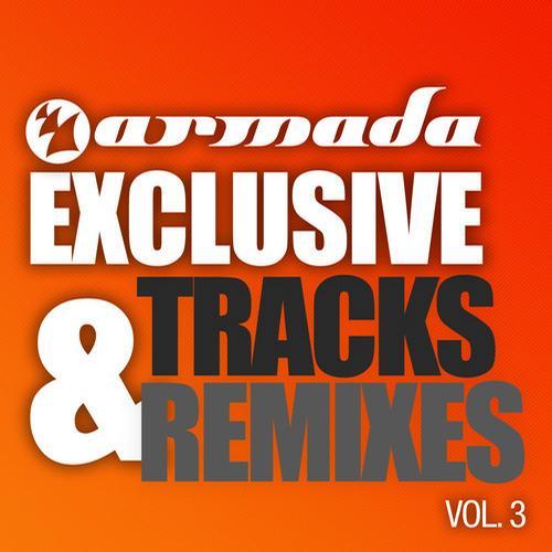 Album Art - Armada Exclusive Tracks & Remixes, Vol. 3