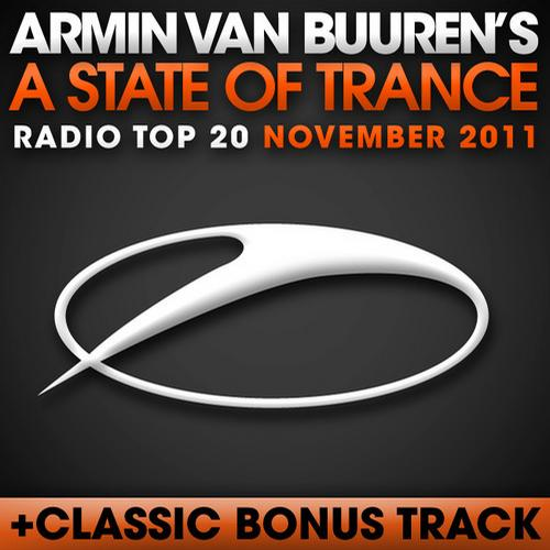 Album Art - A State Of Trance Radio Top 20 - November 2011