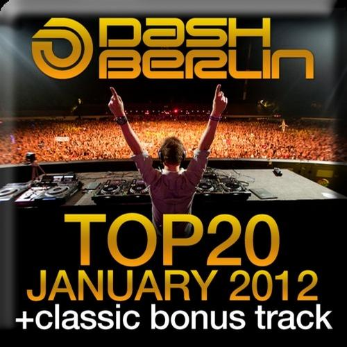 Album Art - Dash Berlin Top 20 - January 2012 - Including Classic Bonus Track