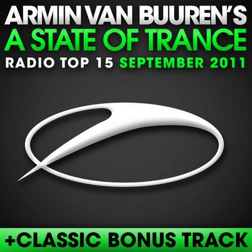 Album Art - A State Of Trance Radio Top 15 - September 2011 - Including Classic Bonus Track
