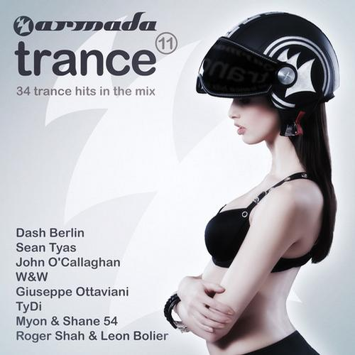 Album Art - Armada Trance, Vol. 11 - 34 Trance Hits In The Mix