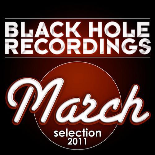 Album Art - Black Hole Recordings March Selection 2011