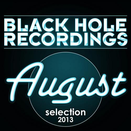 Album Art - Black Hole Recordings August 2013 Selection