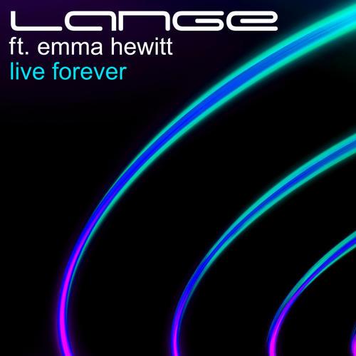 Album Art - Live Forever