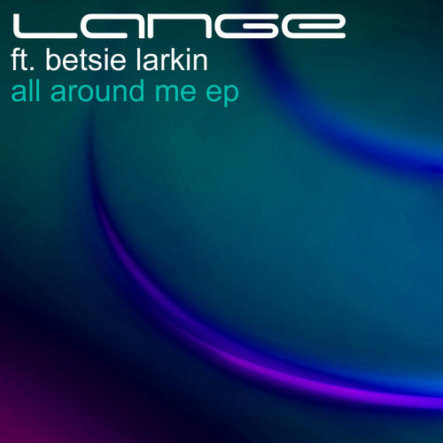 Album Art - All Around Me EP
