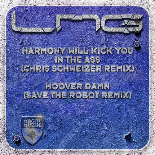 Album Art - Harmony Will Kick You in the Ass