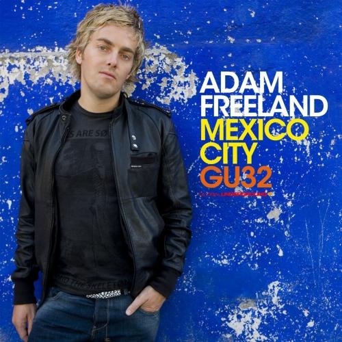 Album Art - GU32: Mexico City