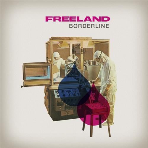 Album Art - Borderline