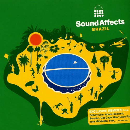 Album Art - Bottletop Presents Sound Affects: Brazil