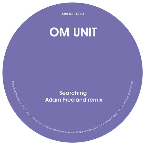 Album Art - Searching (Adam Freeland Remix)