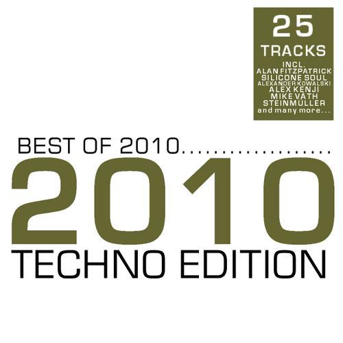 Album Art - Best Of 2010 - Techno Edition