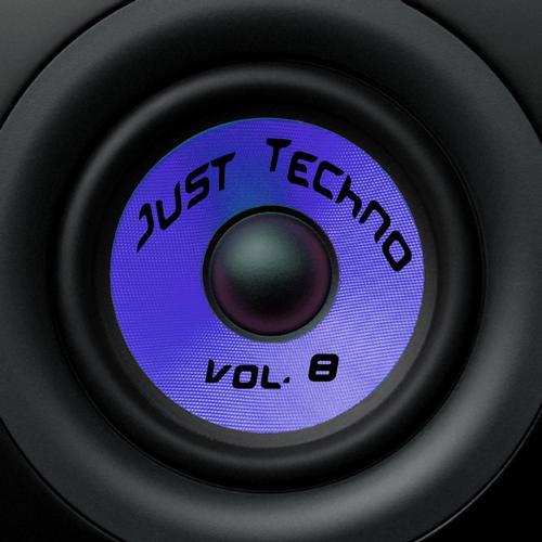 Album Art - Just Techno Volume 8