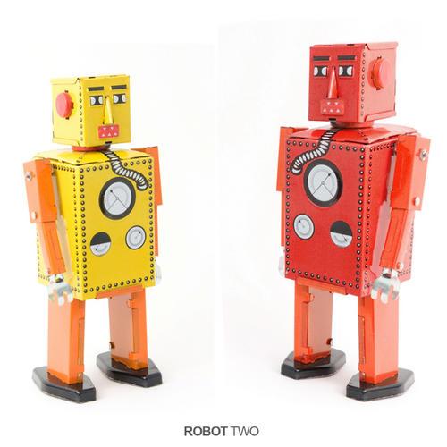 Album Art - Robot - Two