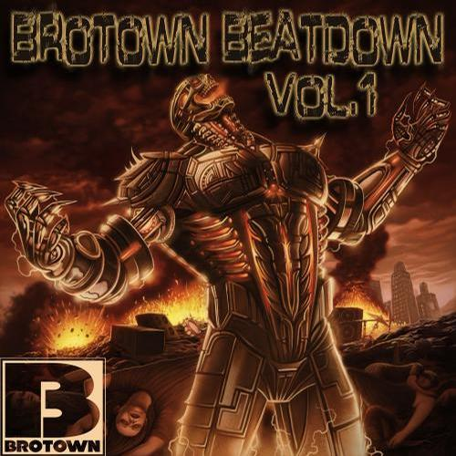 Album Art - Brotown Beatdown, Vol. 1