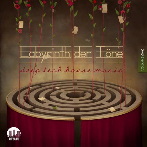 Album Art - Labyrinth der Tone, Vol. 1 - Deep & Tech-House Music