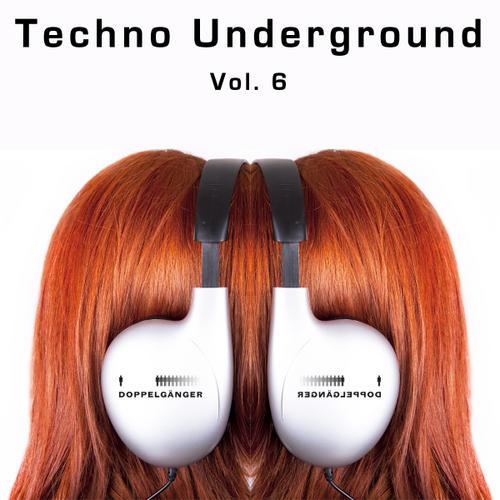 Album Art - Techno Underground Volume 6