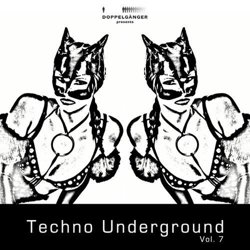 Album Art - Techno Underground Volume 7