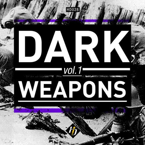 Album Art - Dark Weapons Vol. 1