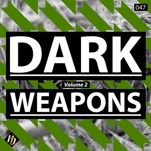 Album Art - Dark Weapons Vol. 2
