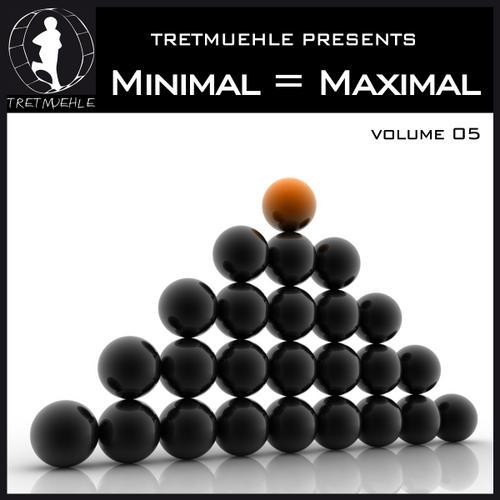 Album Art - Minimal = Maximal Volume 5