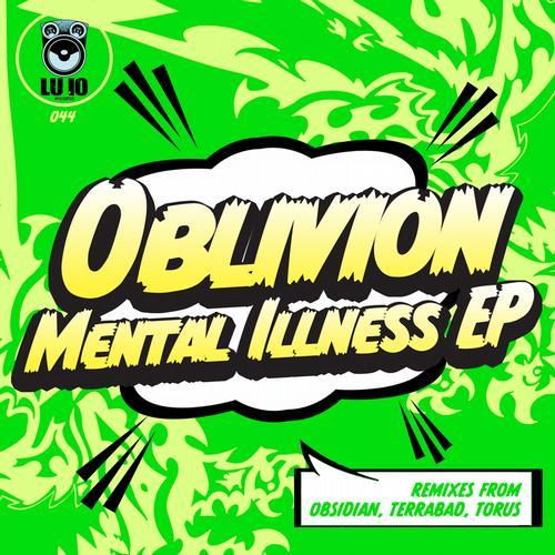 Album Art - Mental Illness EP