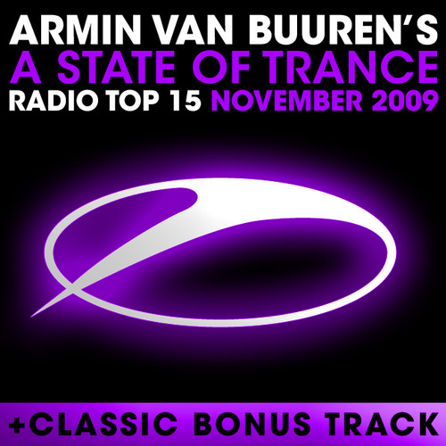 Album Art - A State Of Trance Radio Top 15 - November 2009