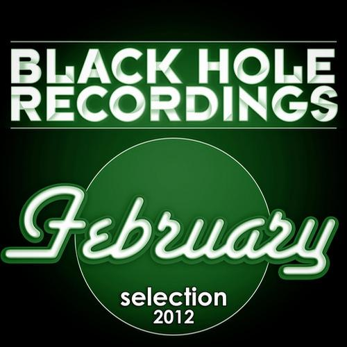 Album Art - Black Hole Recordings February Selection 2012