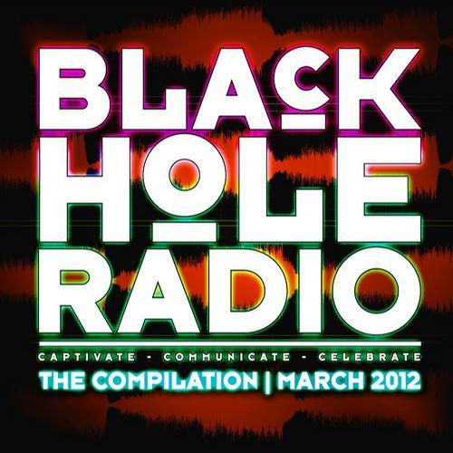 Album Art - Black Hole Radio March 2012