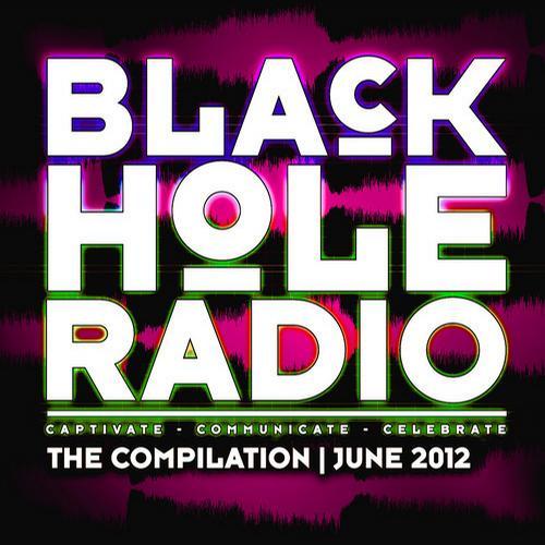 Album Art - Black Hole Radio June 2012