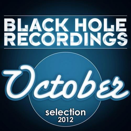 Album Art - Black Hole Recordings October 2012 Selection