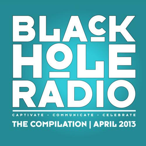 Album Art - Black Hole Radio April 2013