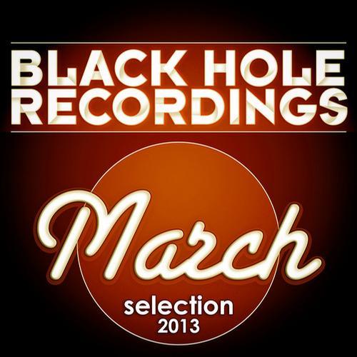 Album Art - Black Hole Recordings March Selection 2013