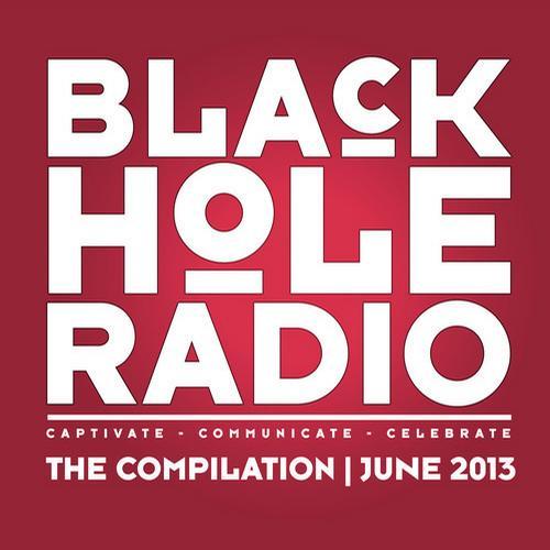 Album Art - Black Hole Radio June 2013
