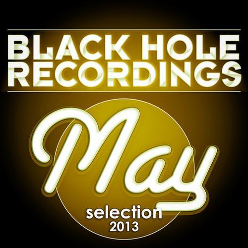 Album Art - Black Hole Recordings May 2013 Selection