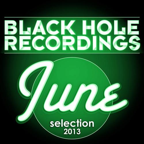 Album Art - Black Hole Recordings June 2013 Selection