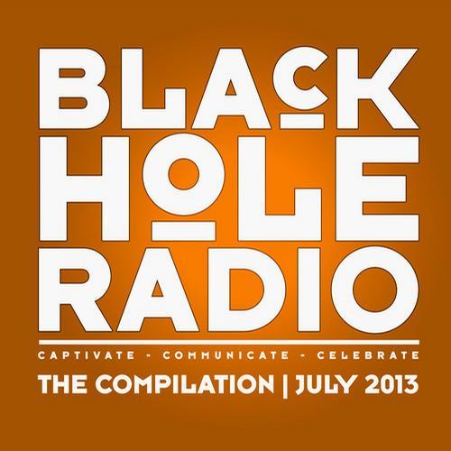 Album Art - Black Hole Radio July 2013