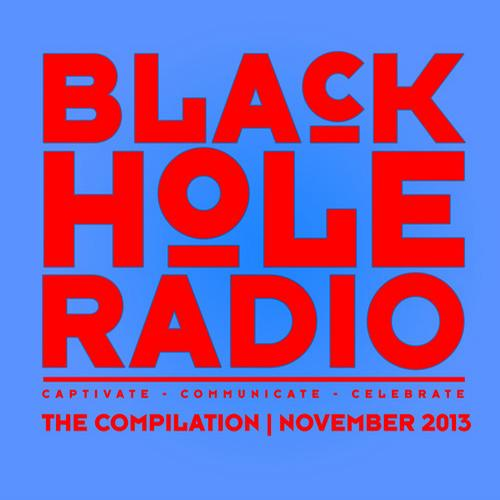Album Art - Black Hole Radio November 2013