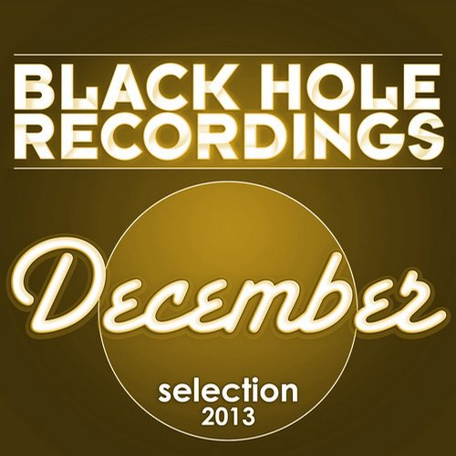 Album Art - Black Hole Recordings December 2013 Selection