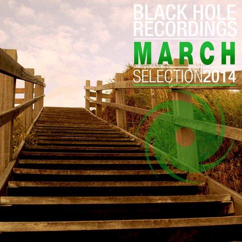 Album Art - Black Hole Recordings March 2014 Selection