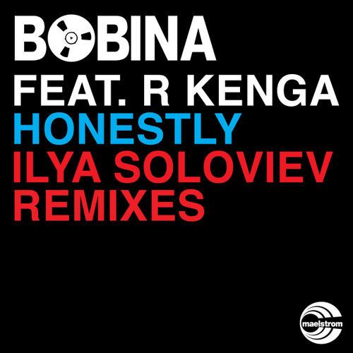 Album Art - Honestly (Ilya Soloviev Remixes)