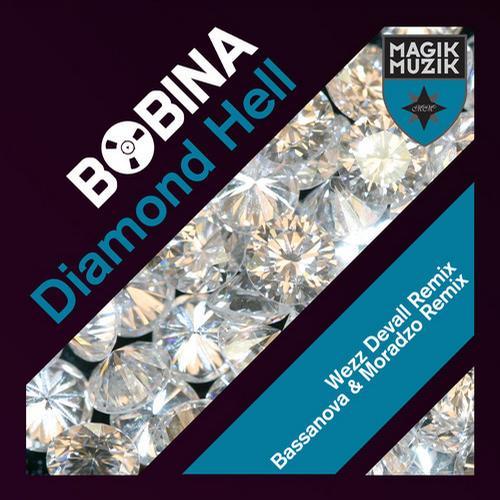Album Art - Diamond Hell