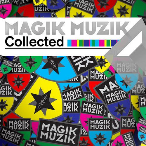 Magik Muzik Collected Album Art