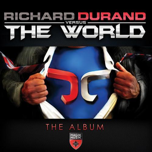 Album Art - Richard Durand vs. the World