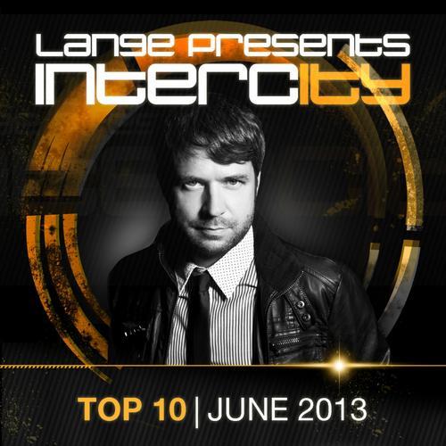 Album Art - Lange pres. Intercity Top 10 June 2013