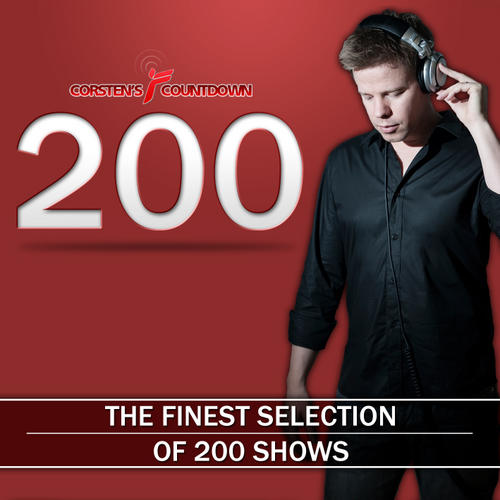 Album Art - Ferry Corsten Presents Corsten's Countdown 200 Finest Selection