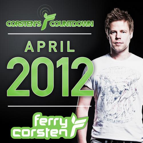 Album Art - Ferry Corsten presents Corsten's Countdown - April 2012