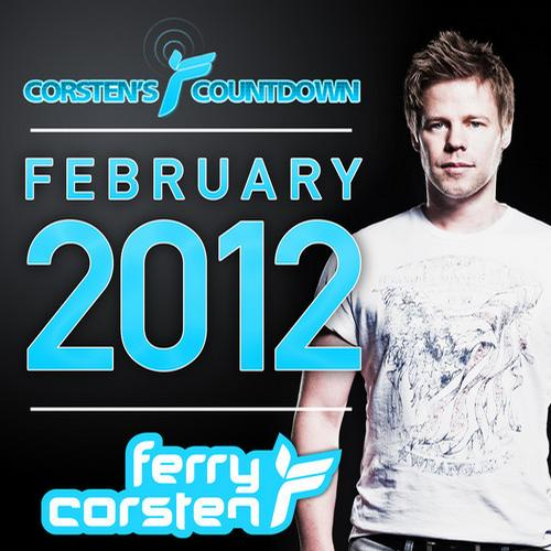 Album Art - Ferry Corsten presents Corsten's Countdown February 2012