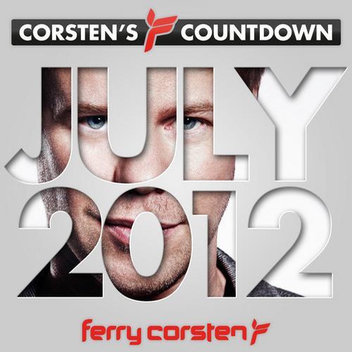 Album Art - Ferry Corsten presents Corsten's Countdown July 2012